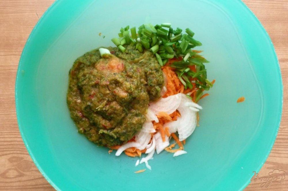 Фото приготовление рецепта: Кимчи шаг №3