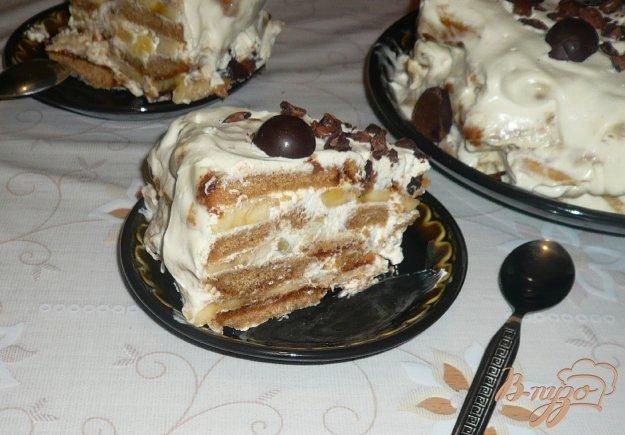 Рецепт Пряничный тортик