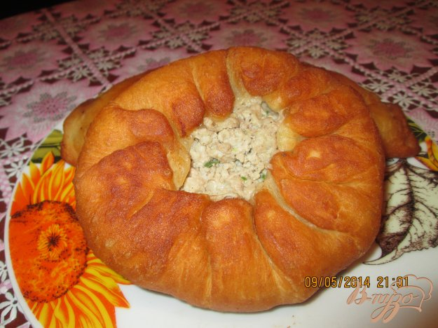 Рецепт Беляши домашние