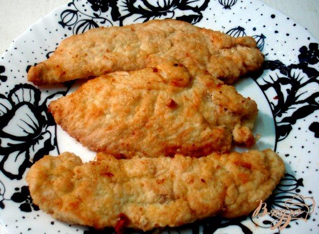 Рецепт Быстрые куриные отбивные