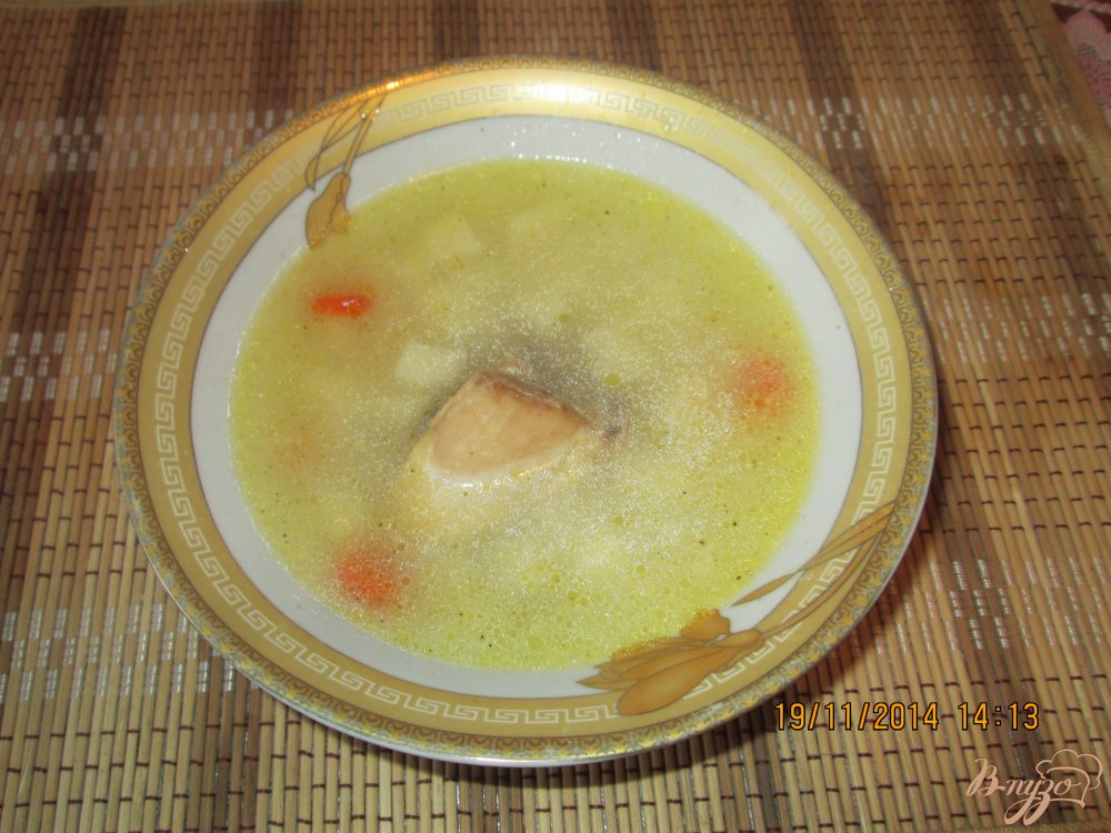Фото приготовление рецепта: Куриный бульон шаг №5