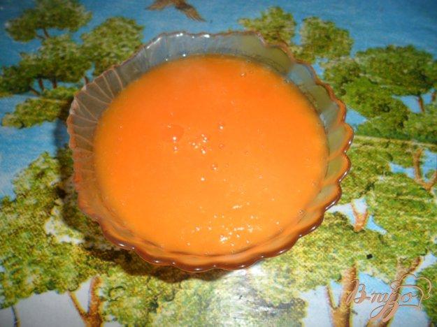 Рецепт Детское меню: тыквенно-морковное пюре для самых маленьких