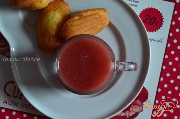 фото рецепта: Фруктовый кисель  с медом