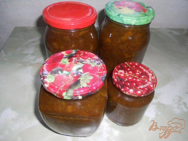 Рецепт Варенье из ревеня с апельсинами