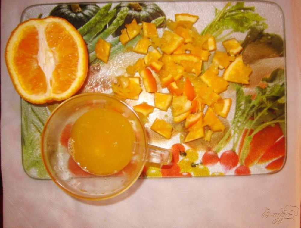 Фото приготовление рецепта: Куриные голени маринованные в соево-апельсиновом маринаде шаг №3