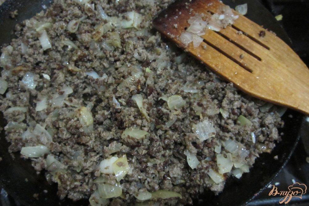 Фото приготовление рецепта: Макароны с идюшими сердечками шаг №7