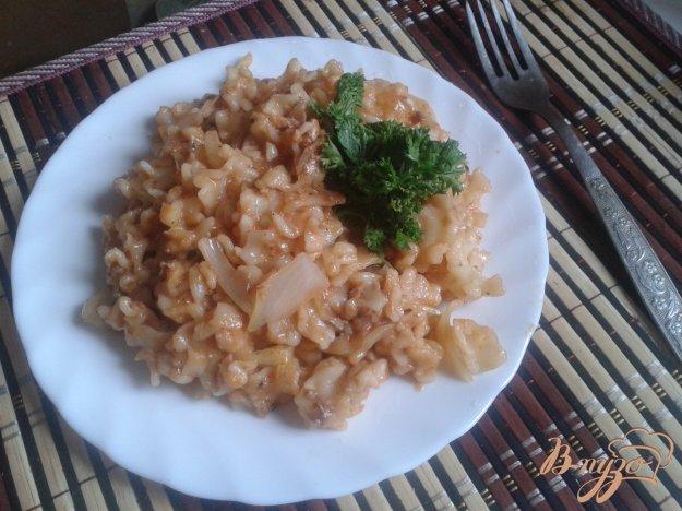 Рецепт Аппетитные спагети с килькой в томате