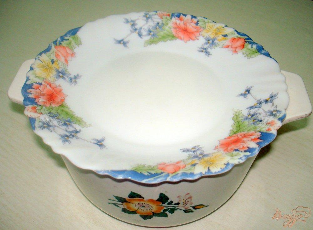 Фото приготовление рецепта: Чай каркаде с лимоном шаг №3