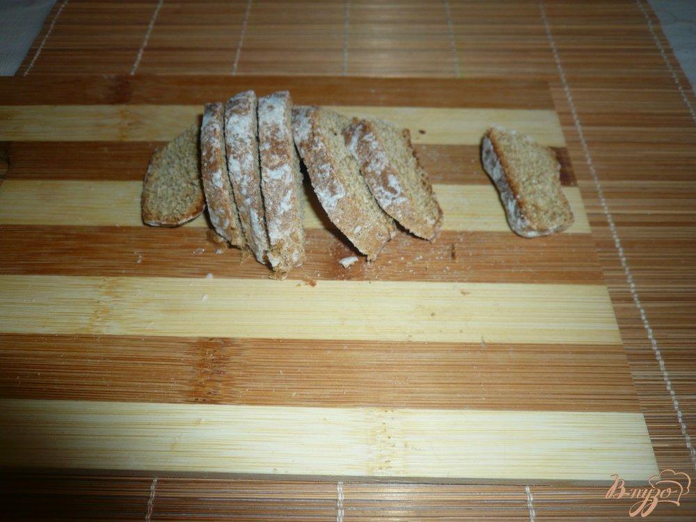 Фото приготовление рецепта: Тортик без выпечки из пряников и зефира шаг №5