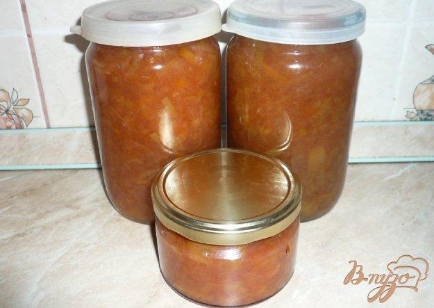 Рецепт Яблочное варенье с апельсином и корицей