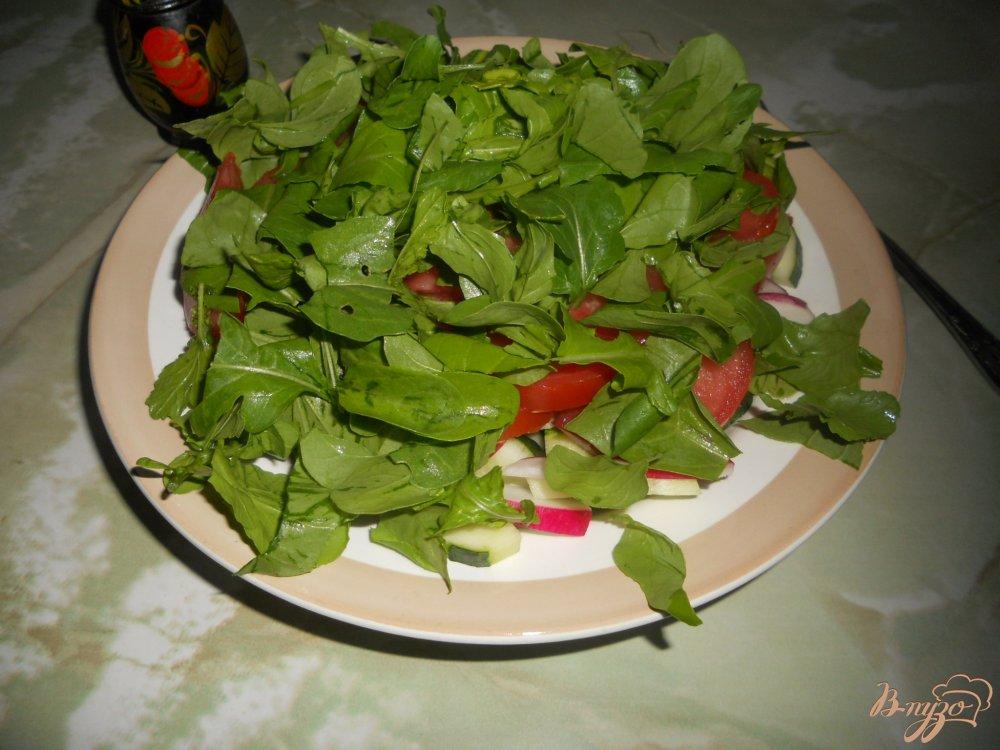 Салаты для дачи рецепты