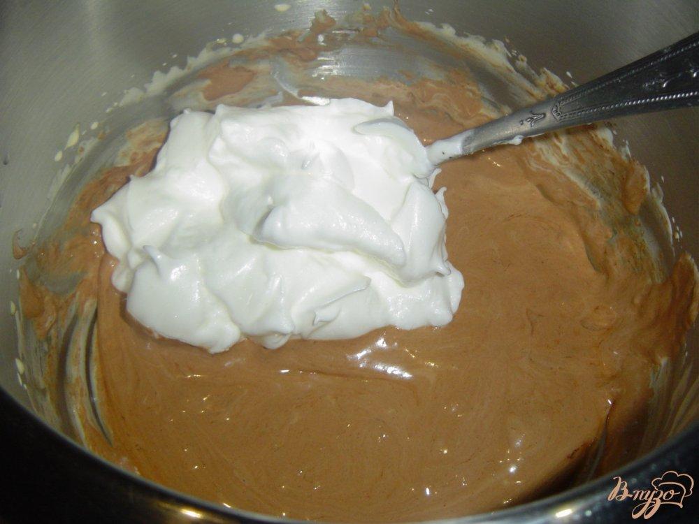Фото приготовление рецепта: Торт «Зимняя ночь» шаг №3