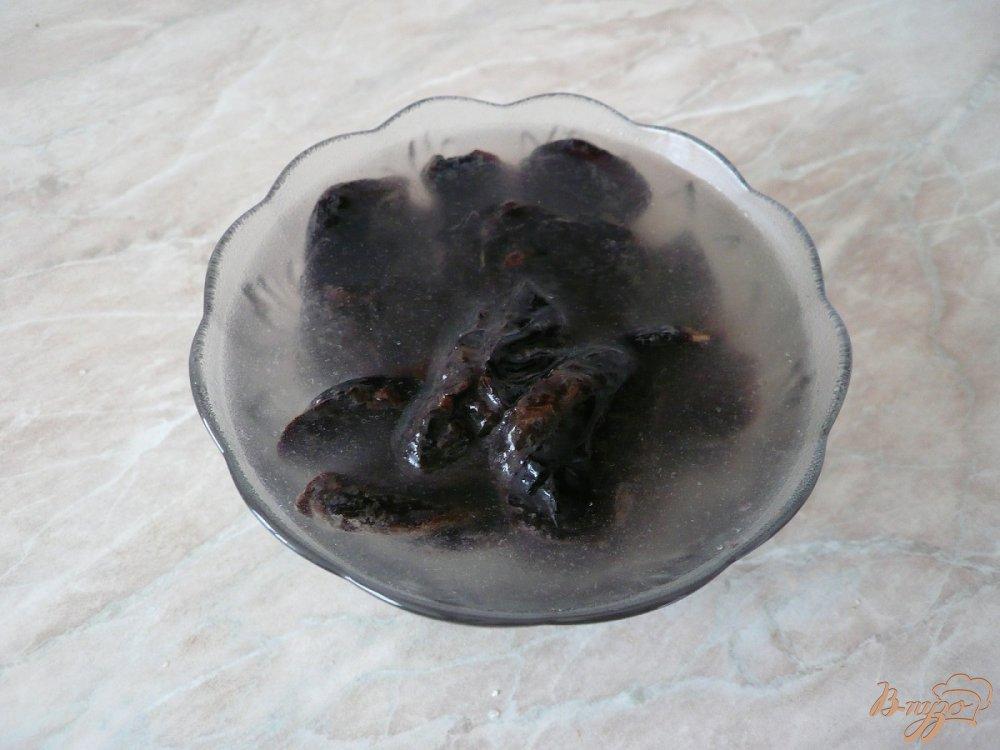 Фото приготовление рецепта: Овсяный пирог на кефире шаг №4