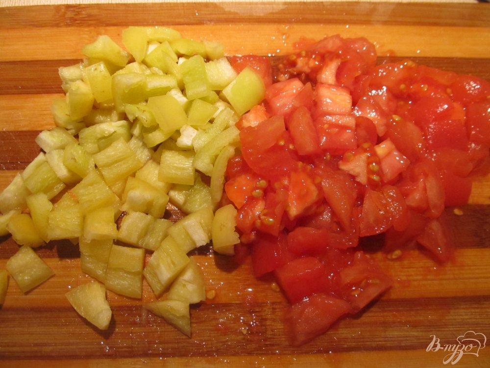 Фото приготовление рецепта: Суп харчо на подчеревке шаг №4
