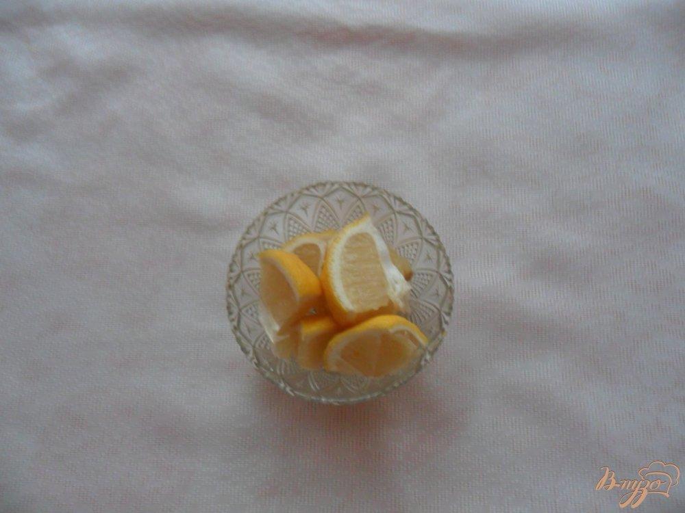Фото приготовление рецепта: Тыквенный сок с цитрусовыми шаг №4