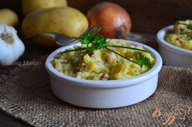 Рецепт Эльзасский картофельный салат ( №2)