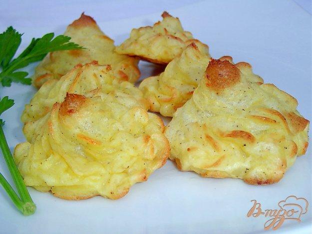 "Рецепт Картофель ""Дукезе"" (Patate duchesse)"
