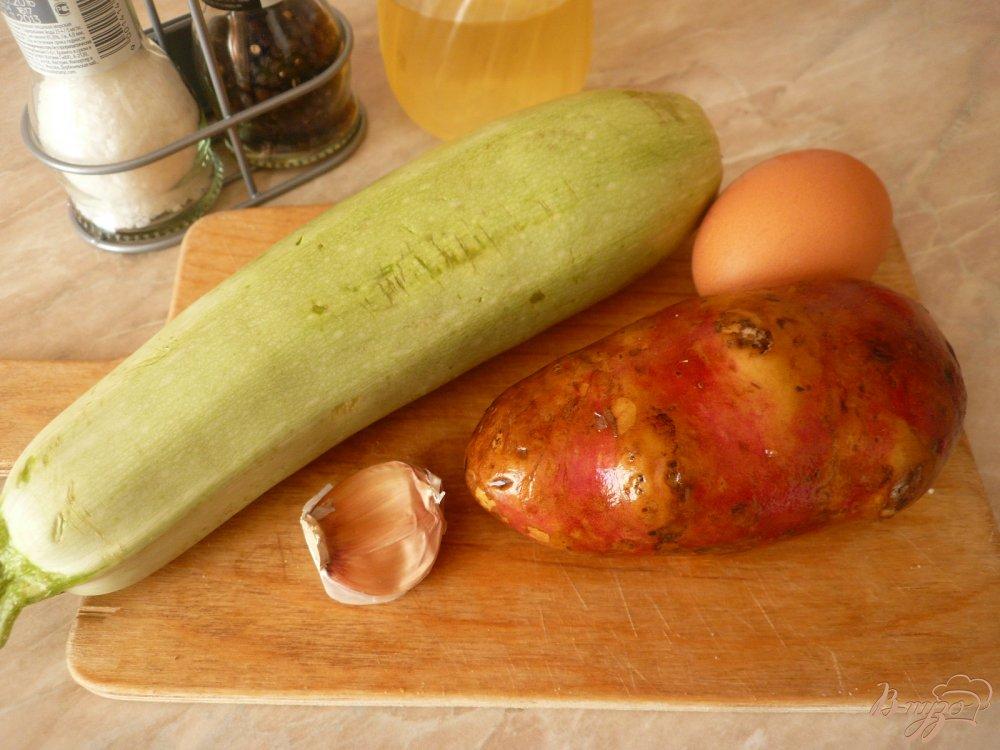оладьи с кабачком пошаговый рецепт с фото