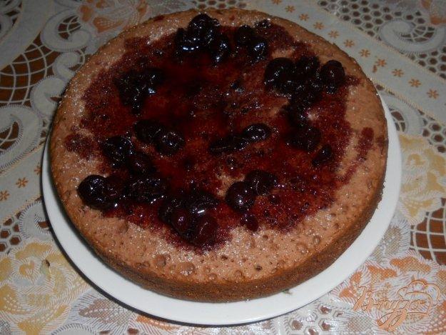 фото рецепта: Пирог с вареньем в мультиварке