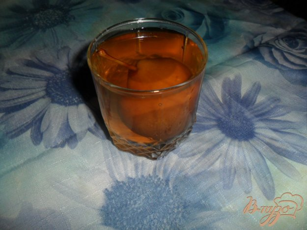 Рецепт Грушово-яблочный компот на зиму