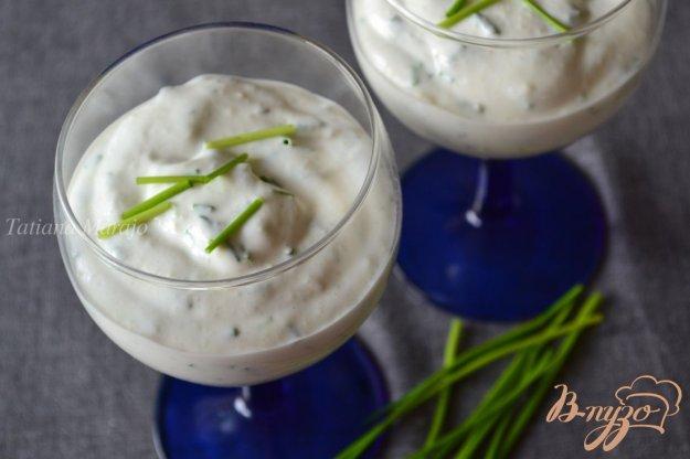 Рецепт Закусочный сырный мусс
