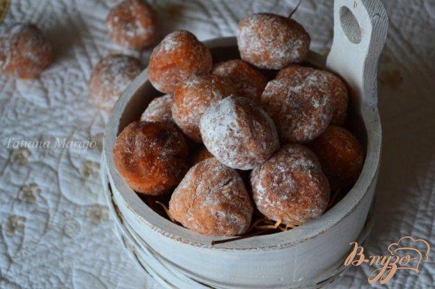 Рецепт Пончики из сдобного теста