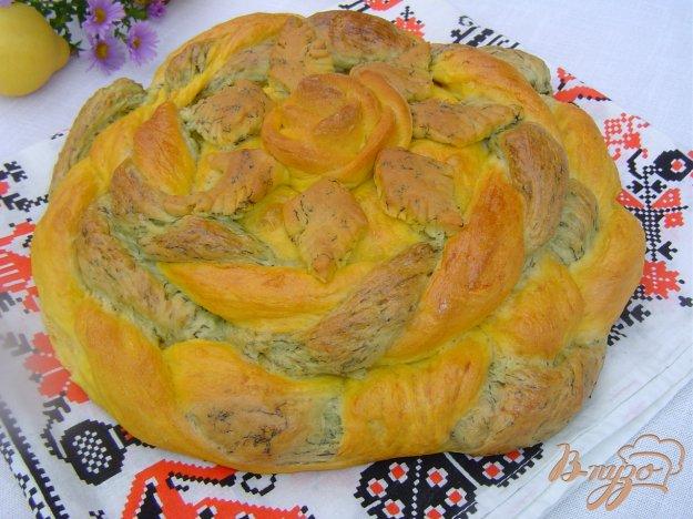 Рецепт Хлеб «Цвета осени»
