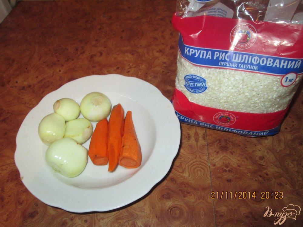 Фото приготовление рецепта: Плов из свинины шаг №2