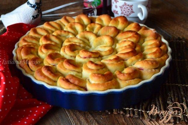 Рецепт пирогов с джемом 100