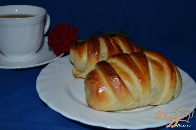 Рецепт Пирожки с капустой (бабушкин рецепт)
