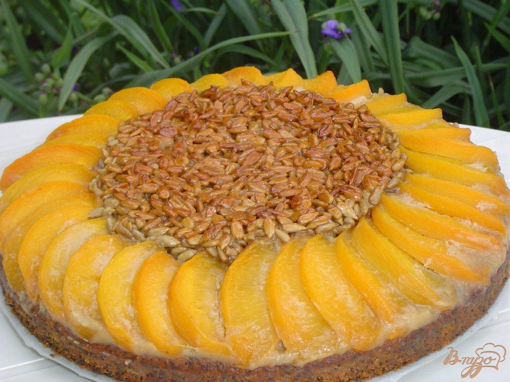 Фото приготовление рецепта: Пирог