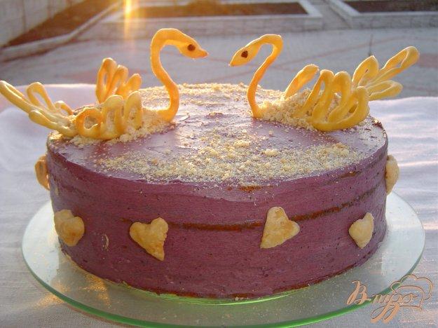 Рецепт Торт «С любовью»