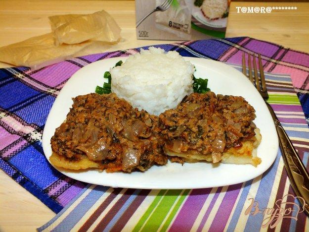 Рецепт Рыба в ореховом соусе