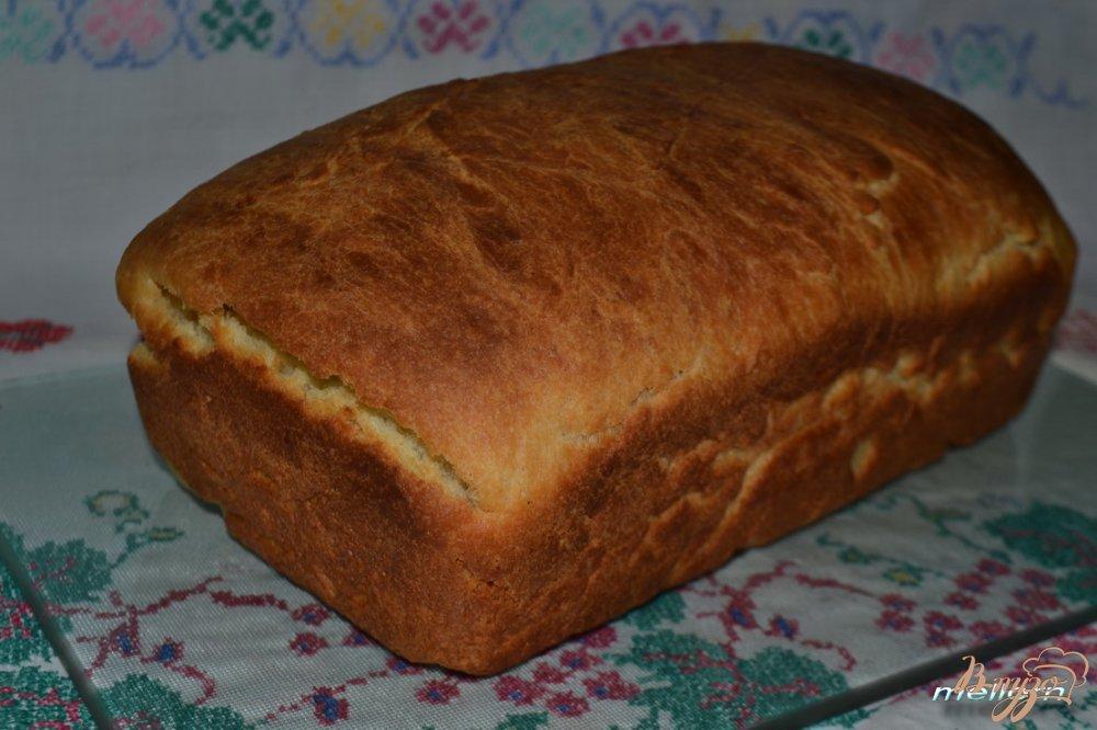 Фото приготовление рецепта: Булка из сливочного крема шаг №6
