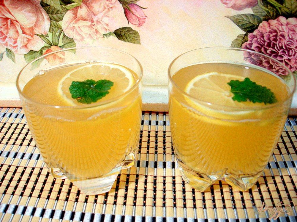 Фото приготовление рецепта: Напиток из шиповника шаг №6
