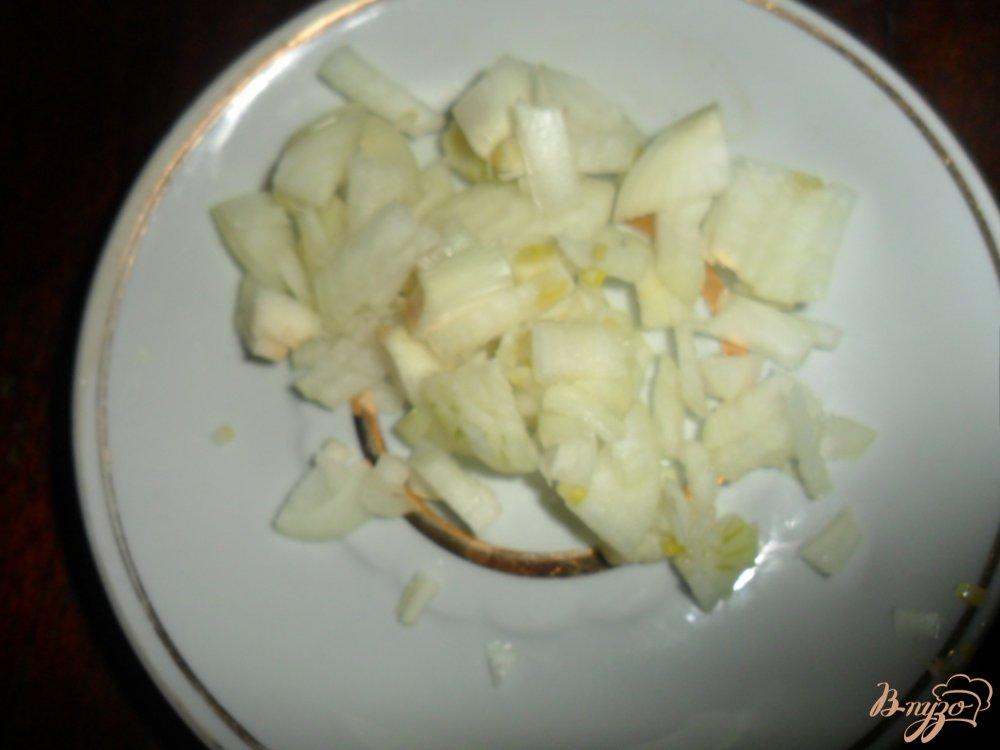 Фото приготовление рецепта: Суп с куриным жиром шаг №2