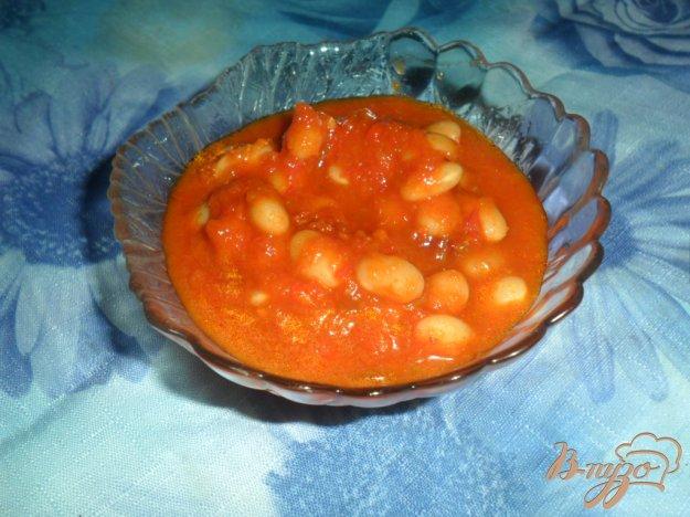 фото рецепта: Фасоль на зиму в красном соусе