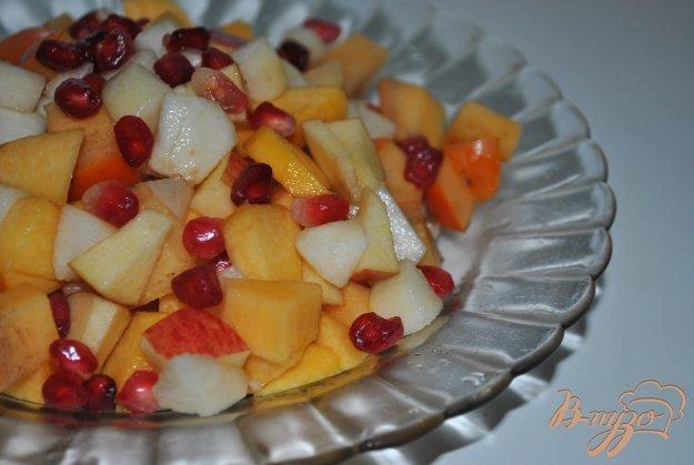 фото рецепта: Фруктовый микс-салат