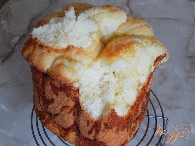 Рецепт Обезьяний хлеб с сыром