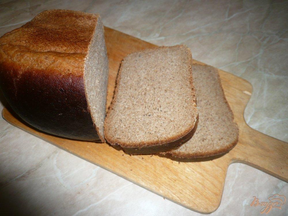 Фото приготовление рецепта: Горячий бутерброд на ржаном хлебе шаг №1