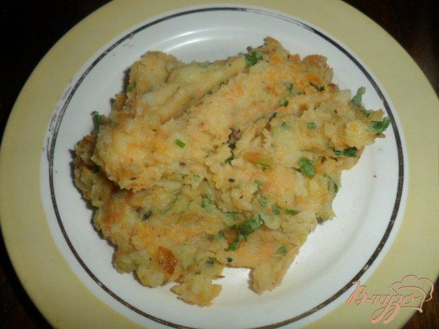 Новое блюдо со вчерашней картошки