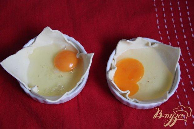 """Завтрак в """"слойке"""""""