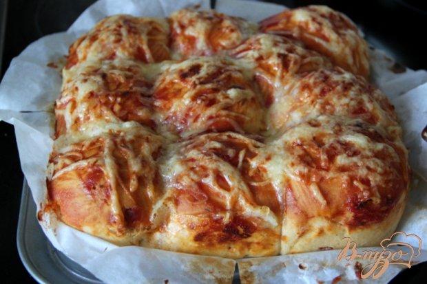 Булочки со вкусом пиццы