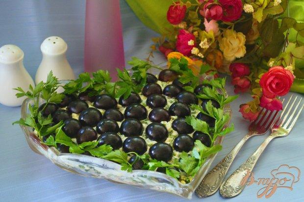 Нестандартный салат Тиффани