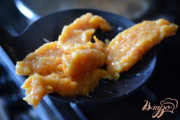 Клецки из печеной тыквы
