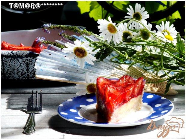 Клубничный тарт