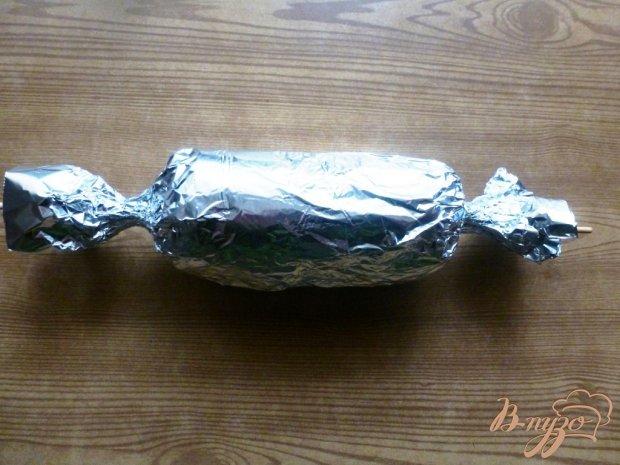 Кебаб с кабачком и картофелем