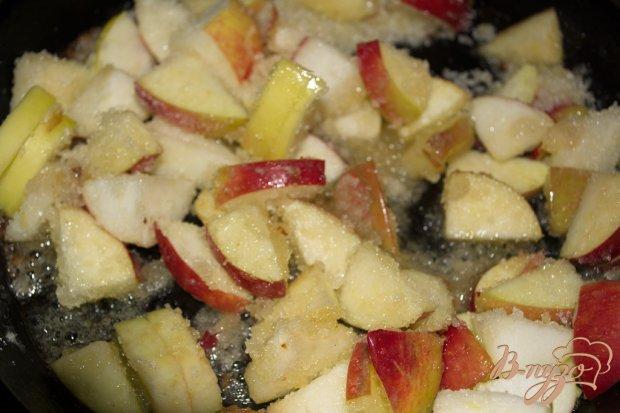 Пшенная каша томленая в духовке с яблоком