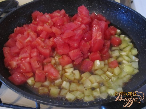 Овощное рагу с мясом летнее