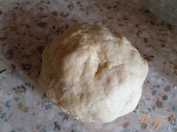 Пирог с плавленным сырком
